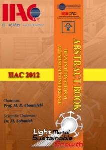book cover IIAC2012