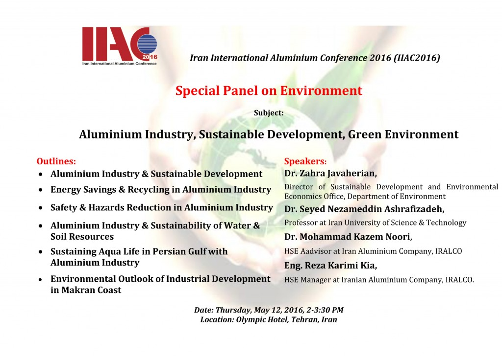 Environment-Panel